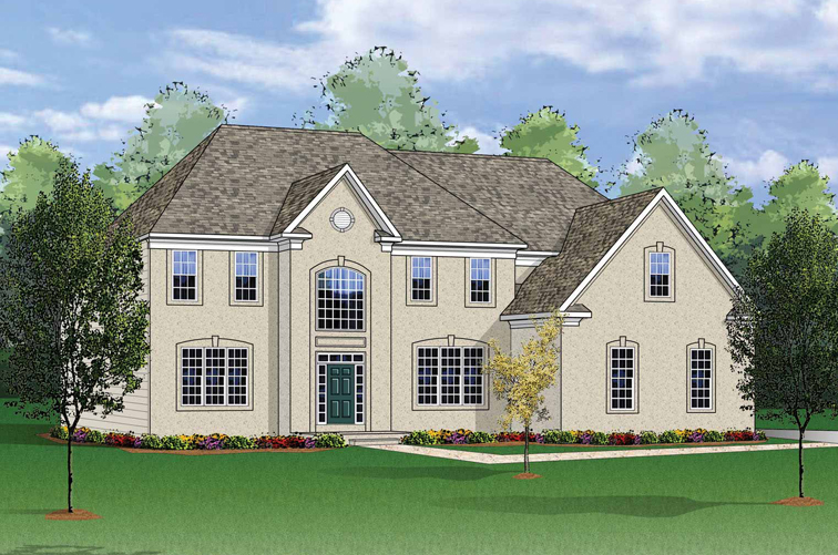 The Carlyle from Southdown Homes.